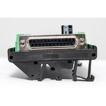 Interface Controladora Optoisoladora CNC BD25 LPT