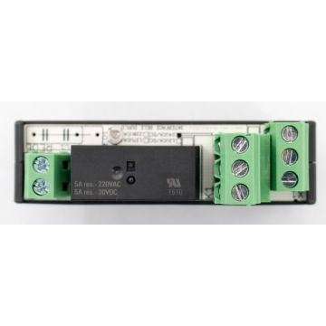 Interface Borne Rele Duplo 24VDC/AC 5A