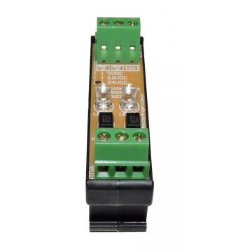 Isolador Inversor de Frequência Fim de Curso CNC 24VDC