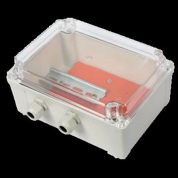Kit IP65 para Sequenciador de Válvulas 4 Canais