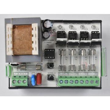 Sequenciador de Válvulas 4 Canais 24VAC