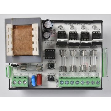 Sequenciador de Válvulas 4 Canais 220VAC