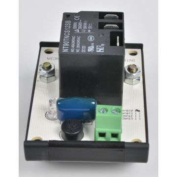 Interface Borne Rele Potência 12VDC/AC 40A