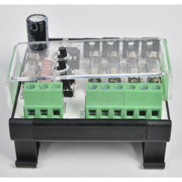 Sequenciador de Válvulas 4 Canais 24VDC